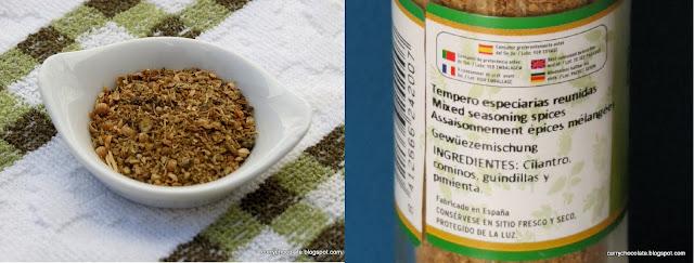 Spice mix