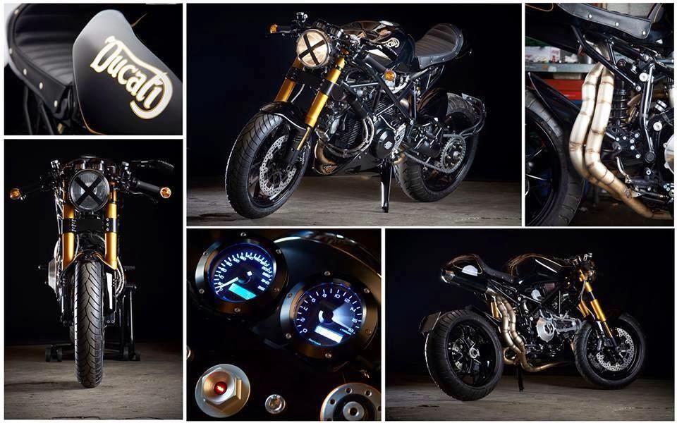 Ducati Motorcycle Merger