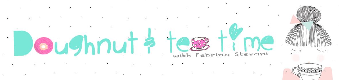 Doughnut & Tea Time