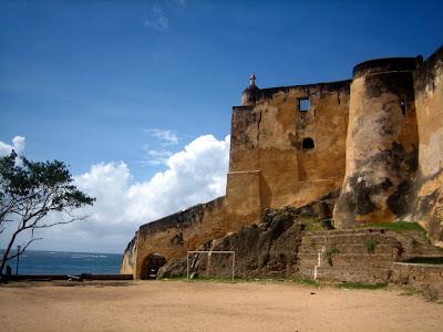 (Kenya) - Mombasa - Fort Jesus