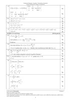 Baremul de evaluare si notare matematica M2 bacalaureat 2012