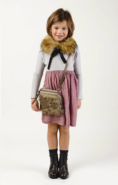 Imoga Fur Bag | Girl's Fall Fashion | Chichi Mary Kid's Boutique