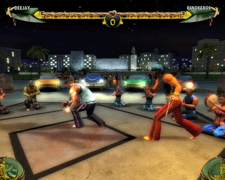Martial Arts Capoeira Game - Free Download Full Version For PC