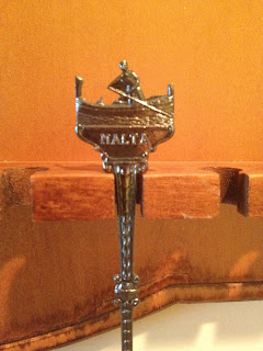 Malta collector spoon
