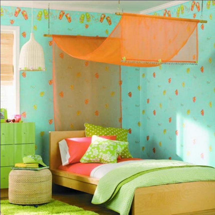 lets decorate online teens room ideas - Orange Teen Room Decor