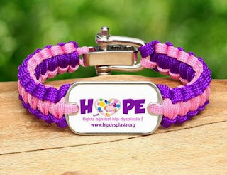 Hope the Hip Hippo Survival Straps