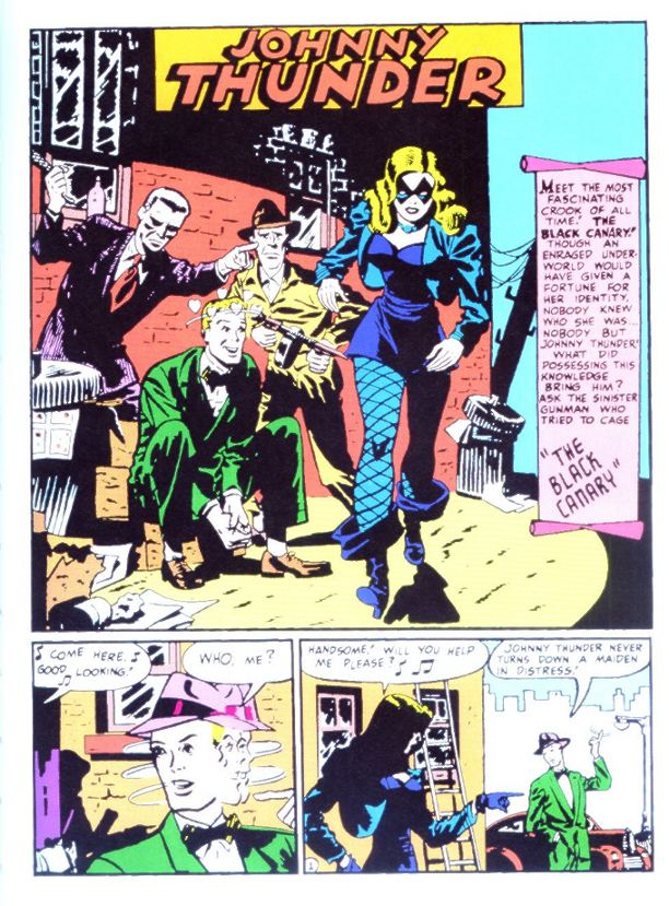 Favourite DC Comics Character (and Why) - Page 3 Canary