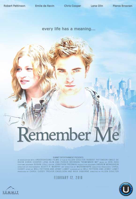 Recuérdame (Remember Me) (2010) Español Latino