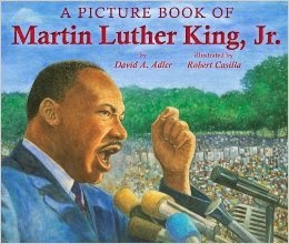 http://www.amazon.com/Picture-Book-Martin-Luther-Biography/dp/0823408477