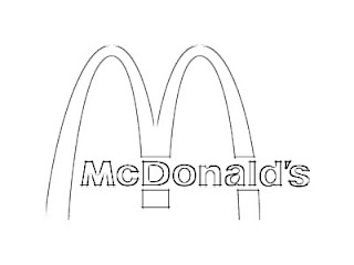 Mc Donalds Logo Sketch
