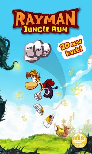 Rayman Jungle Run APK - v2.2 [+Data]