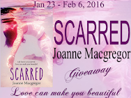 Scarred Blitz & Giveaway