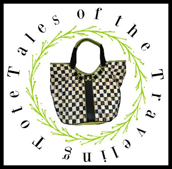 Tales Of The Traveling Totes