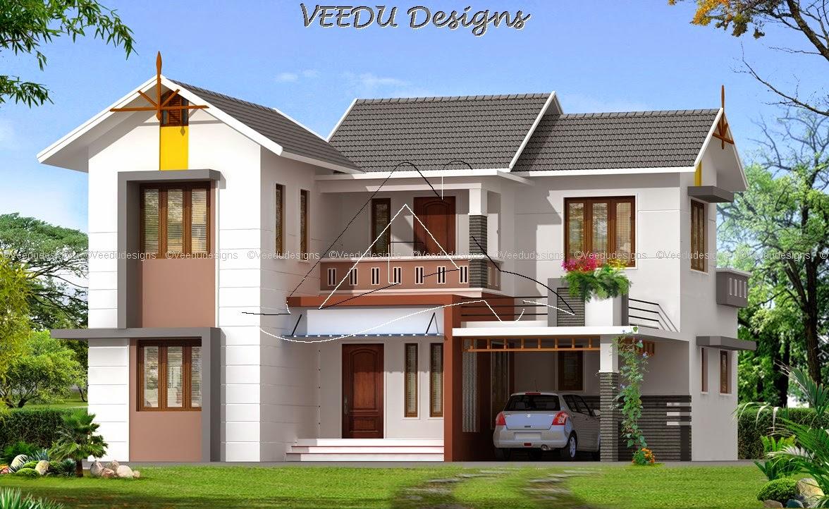 34 for Veedu plans kerala