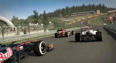 Free Download Games F1 2012 Full Version For PC