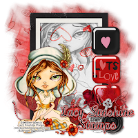 Lacy Sunshine Stamps
