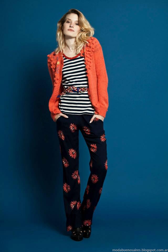 Saquitos tejidos moda 2015 Wanama Mujer. Moda otoño invierno 2015.