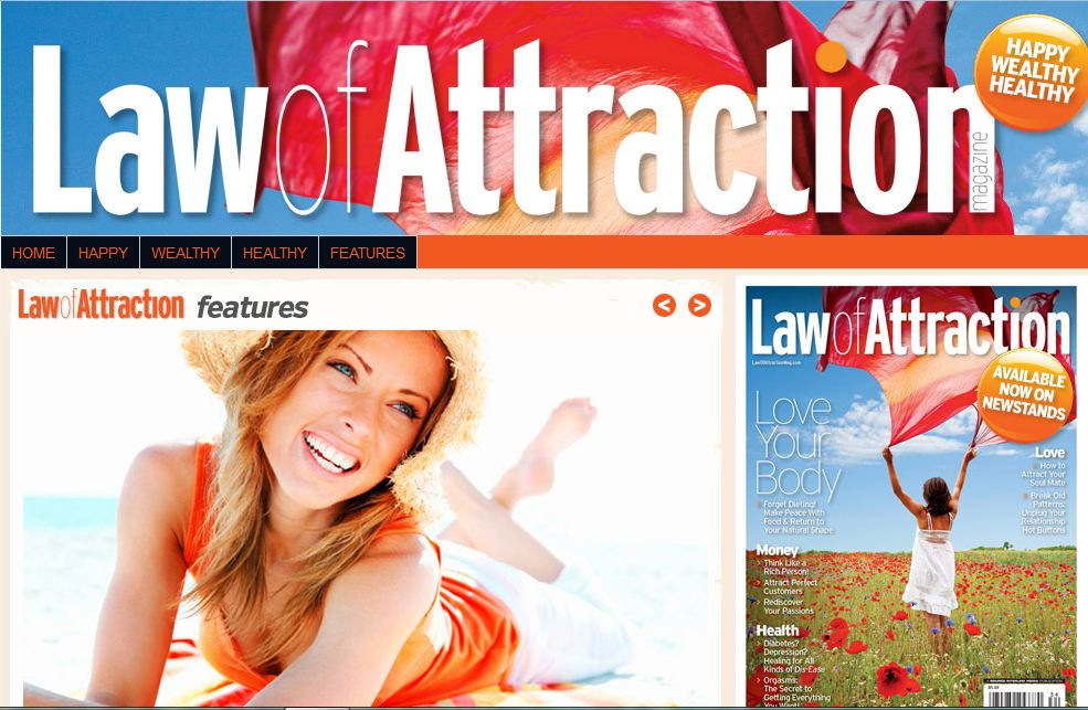 Law of attraction magazine pdf online