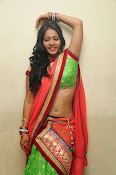 Mithra half saree photo shoot-thumbnail-20