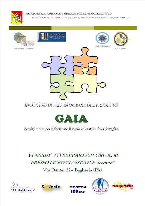 """Progetto """"GAIA"""""""