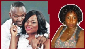 Lagos trader allegedly seven months pregnant for Funke Akindele's husband