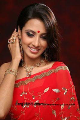 Actress Bidya Sihma Mim