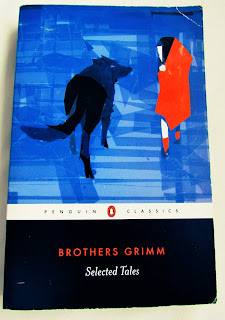 brothers grimm, fairy tales, red ridding hood, penguin classics, paperback