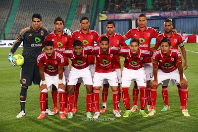 الجيش الرواندى - الأهلي 0-2 || بطولة دورى ابطال افريقيا
