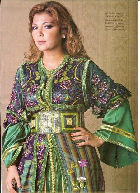 catalogue de caftan 2012