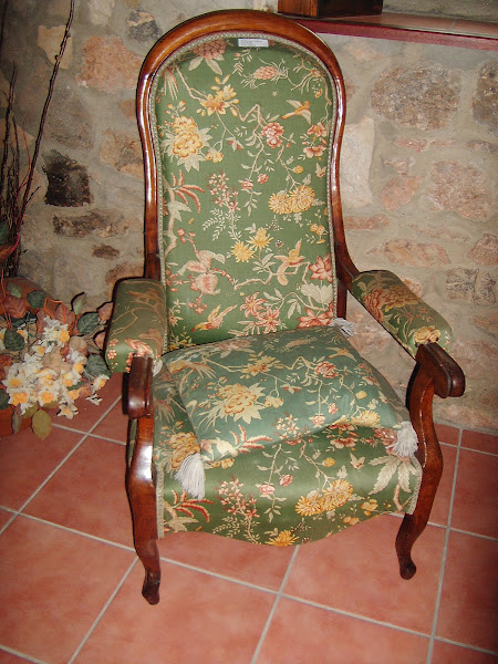 Como tapizar un sillon decorar tu casa es - Como tapizar un sillon en casa ...