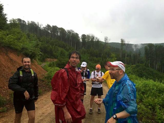 Alergare în zona Nădrag - Padeş, judeţul Timiş. naTura Altfel, ediţie specială. Supravieţuitorii