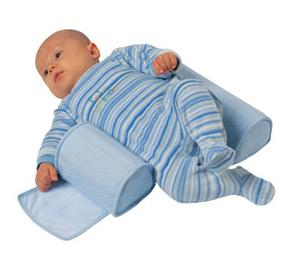 From Terengganu to Cymru: Baby sleep positioner