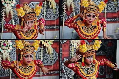 Gara Danza Barong Bali 2013 rebeccatrex