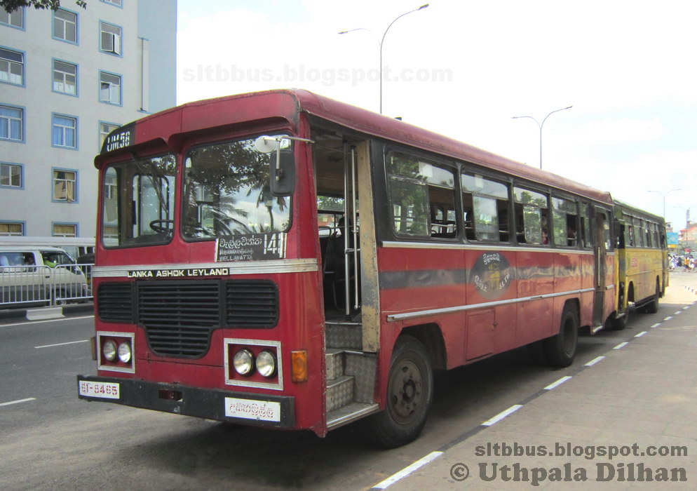 Ashok Leyland Viking 402 Bus For Sale In Sri Lanka Ad Id Picture