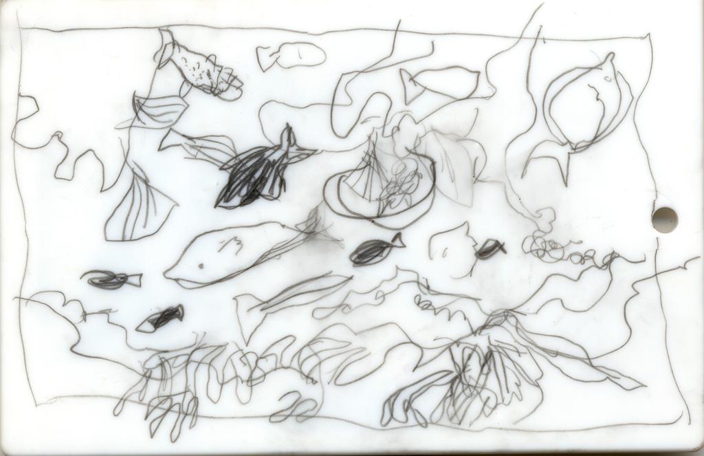 Underwater Drawing | U...