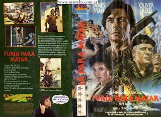 Furia para Matar = Rage to Kill (1988)