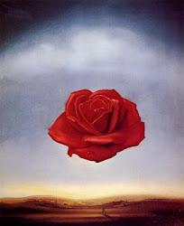 Dalí y su Rosa...