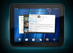 HP TouchPad firmware update rolls out