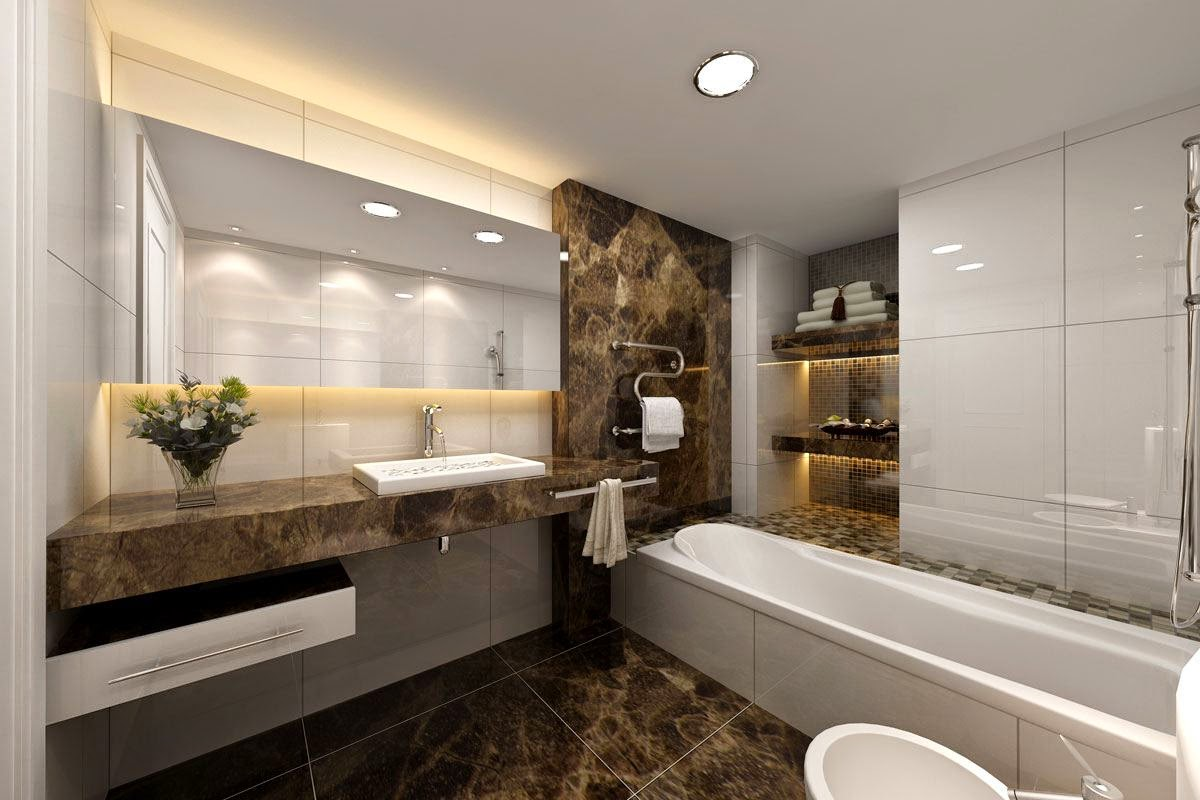 Home Design Ideas Modern Bathroom 2015