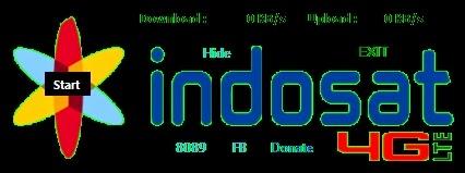 Inject Indosat 4G LTE 25 Desember 2014