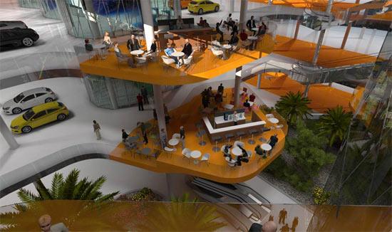 Mall Autopia Europia penjualan mobil terbesar 10