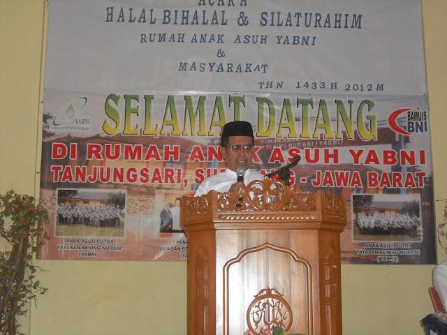 Kegiatan PHBI 2012