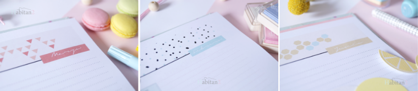 Agenda escolar 2015-16 personalizada diseño de Habitan2