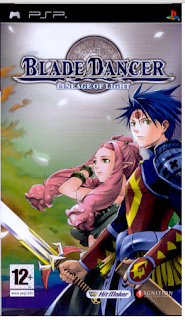 Blade Dancer Lineage of Light PSP