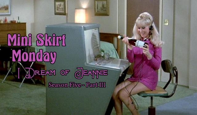 i dream of jeanies short skirts