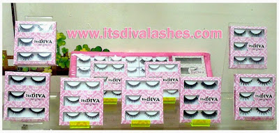 ItsDiva false eyelashes