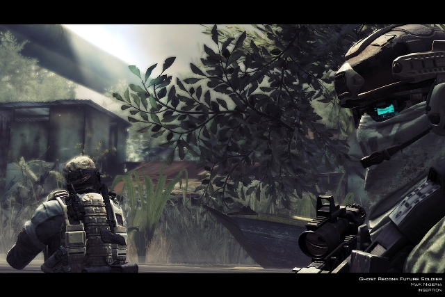 Ghost Recon Future Soldier PC Games Screenshots