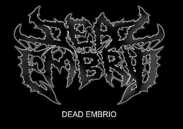 Dead Embrio Band Death Metal Tangerang Foto Logo Artwork Wallpaper