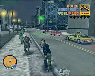 GTA 3 Game Free Download For PC