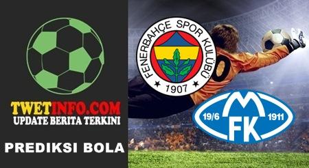 Prediksi Fenerbahce SK vs Molde, Europa League 18-09-2015